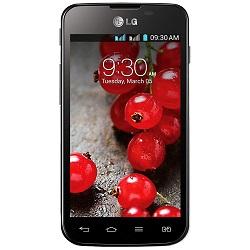 Entfernen Sie LG SIM-Lock mit einem Code LG E455
