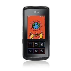 Entfernen Sie LG SIM-Lock mit einem Code LG KF600C