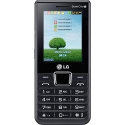 Entfernen Sie LG SIM-Lock mit einem Code LG A395