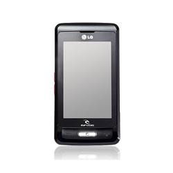 Entfernen Sie LG SIM-Lock mit einem Code LG KP550 Rip Curl