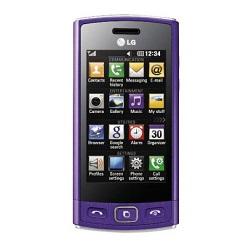 Entfernen Sie LG SIM-Lock mit einem Code LG GM360 Viewty Snap