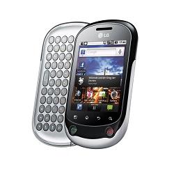 Entfernen Sie LG SIM-Lock mit einem Code LG Optimus Chat