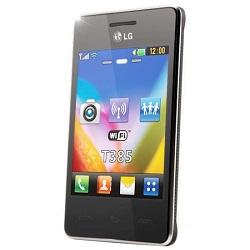 Entfernen Sie LG SIM-Lock mit einem Code LG T385