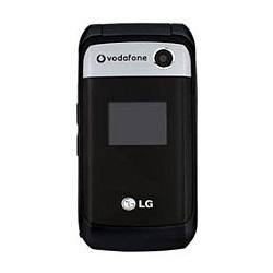 Entfernen Sie LG SIM-Lock mit einem Code LG KG230