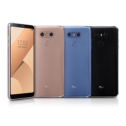 Entfernen Sie LG SIM-Lock mit einem Code LG G6 Plus