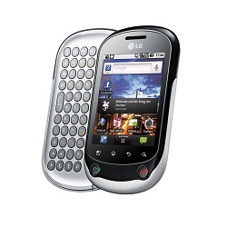 Entfernen Sie LG SIM-Lock mit einem Code LG Optimus Chat C550