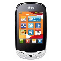 Entfernen Sie LG SIM-Lock mit einem Code LG T500