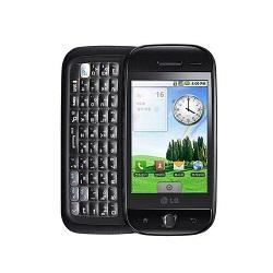 Entfernen Sie LG SIM-Lock mit einem Code LG Andro