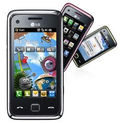 Entfernen Sie LG SIM-Lock mit einem Code LG GM730