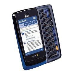 Entfernen Sie LG SIM-Lock mit einem Code LG LN510 Rumor Touch
