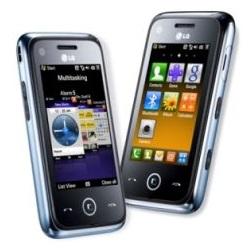 Entfernen Sie LG SIM-Lock mit einem Code LG GM735 Eigen