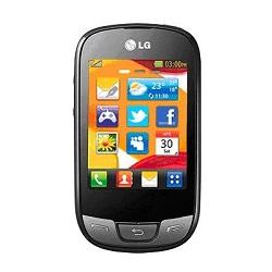 Entfernen Sie LG SIM-Lock mit einem Code LG T510