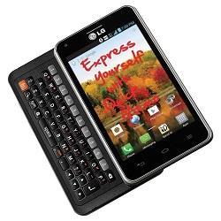 Entfernen Sie LG SIM-Lock mit einem Code LG Mach LS860