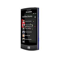 Entfernen Sie LG SIM-Lock mit einem Code LG Jil Sander Mobile