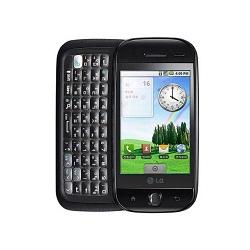 Entfernen Sie LG SIM-Lock mit einem Code LG KH5200 Andro