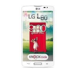 Entfernen Sie LG SIM-Lock mit einem Code LG L80 Dual