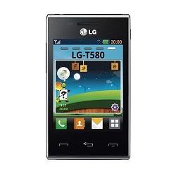 Entfernen Sie LG SIM-Lock mit einem Code LG T580