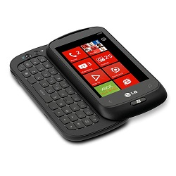 Entfernen Sie LG SIM-Lock mit einem Code LG C900 Optimus 7Q