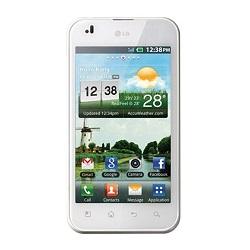 Entfernen Sie LG SIM-Lock mit einem Code LG Optimus White