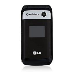 Entfernen Sie LG SIM-Lock mit einem Code LG KP230