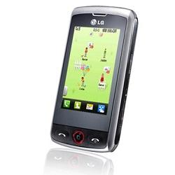 Entfernen Sie LG SIM-Lock mit einem Code LG GW520