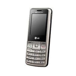 Entfernen Sie LG SIM-Lock mit einem Code LG A155