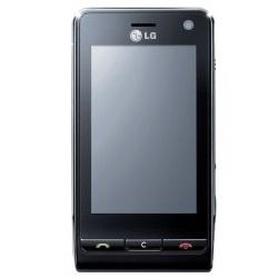 Entfernen Sie LG SIM-Lock mit einem Code LG KE990 Viewty