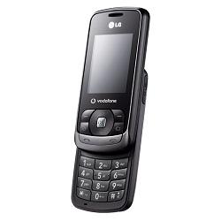 Entfernen Sie LG SIM-Lock mit einem Code LG KP270