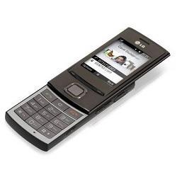 Entfernen Sie LG SIM-Lock mit einem Code LG GD550
