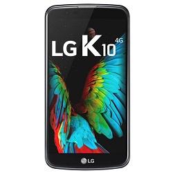 Entfernen Sie   SIM-Lock mit einem Code LG K10