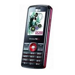 Entfernen Sie LG SIM-Lock mit einem Code LG GS200