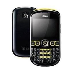 Entfernen Sie LG SIM-Lock mit einem Code LG Town C300
