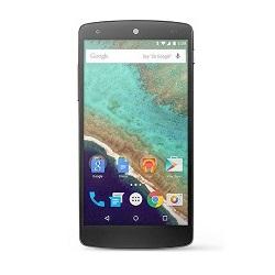 Entfernen Sie LG SIM-Lock mit einem Code LG Nexus 5