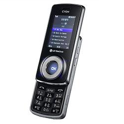 Entfernen Sie LG SIM-Lock mit einem Code LG KM710