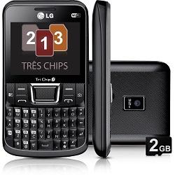 Entfernen Sie LG SIM-Lock mit einem Code LG Tri Chip C333