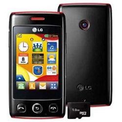 Entfernen Sie LG SIM-Lock mit einem Code LG T300 Wink