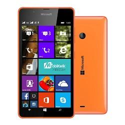Entfernen Sie Microsoft SIM-Lock mit einem Code Microsoft Lumia 540 Dual SIM