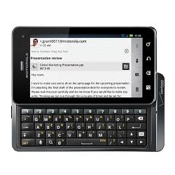 Entfernen Sie Motorola SIM-Lock mit einem Code Motorola Droid 3