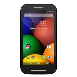 Entfernen Sie Sony  SIM-Lock mit einem Code Motorola Motorola Moto E
