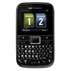 Entfernen Sie Motorola SIM-Lock mit einem Code Motorola EX109 Motokey Mini