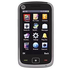Entfernen Sie Motorola SIM-Lock mit einem Code Motorola EX124G