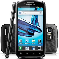 Entfernen Sie Motorola SIM-Lock mit einem Code Motorola Atrix 2