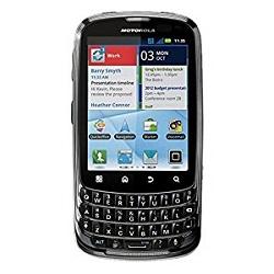 Entfernen Sie New Motorola SIM-Lock mit einem Code Motorola Admiral XT603