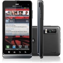 Entfernen Sie New Motorola SIM-Lock mit einem Code Motorola MILESTONE 3 XT860