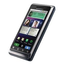 Entfernen Sie New Motorola SIM-Lock mit einem Code Motorola Milestone XT883