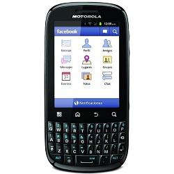 Entfernen Sie New Motorola SIM-Lock mit einem Code Motorola SPICE Key