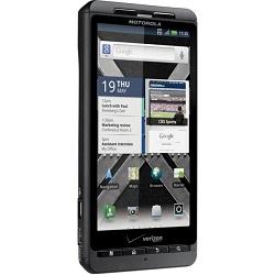 Entfernen Sie New Motorola SIM-Lock mit einem Code Motorola Droid X MB810
