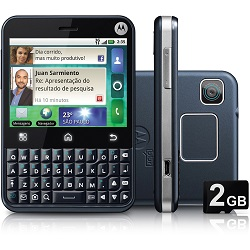 Entfernen Sie New Motorola SIM-Lock mit einem Code Motorola MB502