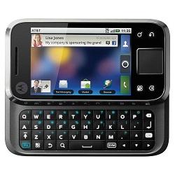 Entfernen Sie New Motorola SIM-Lock mit einem Code Motorola MB508 Flipside