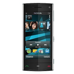 SIM-Lock mit einem Code, SIM-Lock entsperren Nokia X6